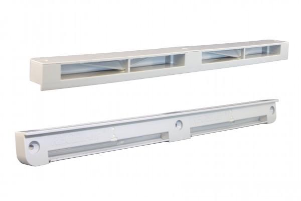 Regel-air® Fensterfalzlüfter FFLHmax Typ 44 lichtgrau
