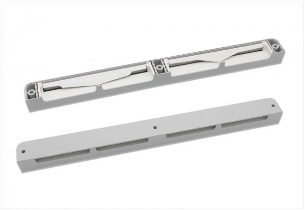 Regel-air® Fensterfalzlüfter FFLH Typ 24 FL lichtgrau