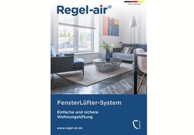 FensterLüfter-System – Einfache und sichere Wohnungslüftung
